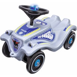 BIG Jeździk New Bobby Car Policja z Dźwiękiem