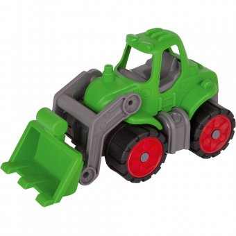 BIG Power Worker Mini Traktor spychacz