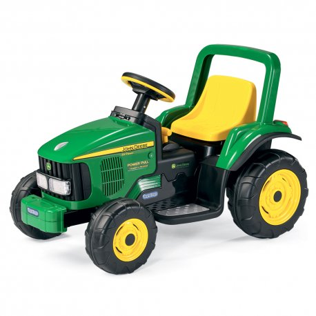 PEG PEREGO Traktor na akumulator John Deere 6V