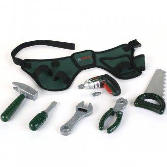 Bosch pas z narzędziami z wkrętarką Klein