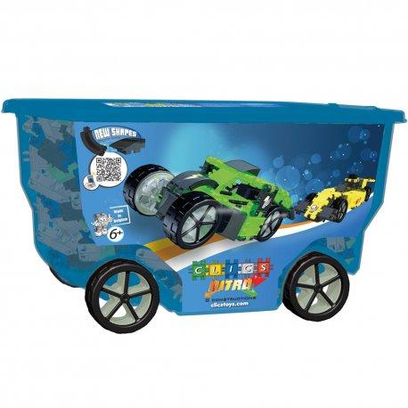 CLICS Klocki Nitro Rollerbox 400el