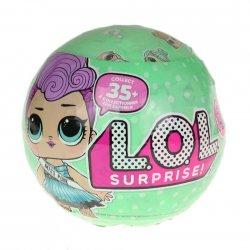 L.O.L Surprise Małe Laleczki 7 niespodzianek w Kuli niespodzianka seria 2