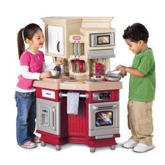 Kuchnia MASTER CHEF Exclusive Little Tikes kuchenka Super Kucharza