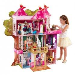 KidKraft domek dla lalek bajkowy Zamek dla księżniczki