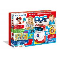 Clementoni Doc Mówiący Robot Edukacyjny