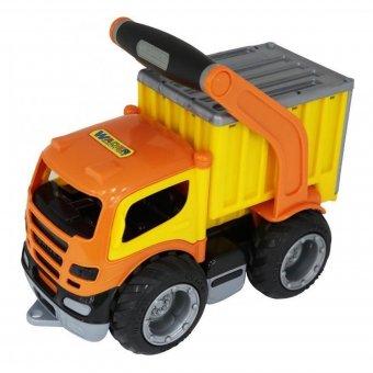 Ciężarówka do przewozu kontenerów GripTruck Wader QT