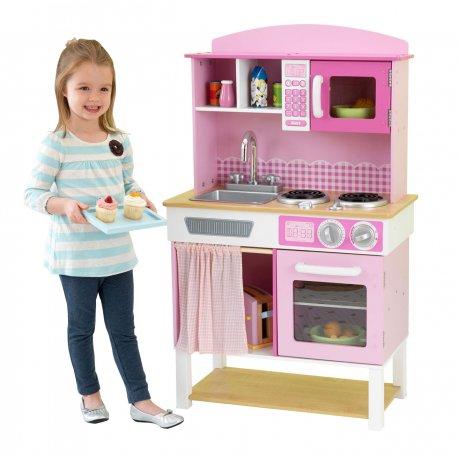 Kuchnia drewniana Home Cookin' dla dzieci Domowa