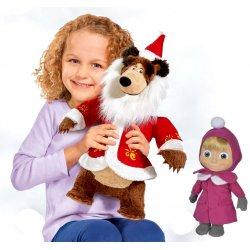 Simba Świąteczny Niedźwiedź Misza z dźwiękiem