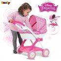 Smoby Wózek dla lalek - Disney Princess - Brokat głęboki gondola