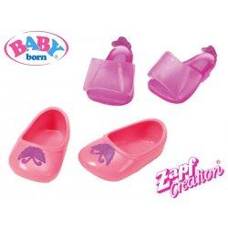 BABY BORN Zestaw bucików dla lalki Dwupak