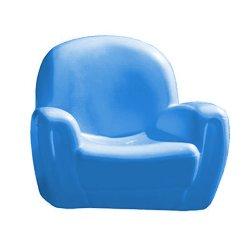 Chicco Wygodny niebieski fotel do dziecięcego pokoju