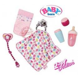 BABY BORN Zestaw pielęgnacyjny dla lalki Opiekunka