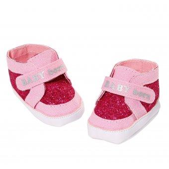 Tenisówki dla lalki Baby Born 43 cm w kolorze różowym