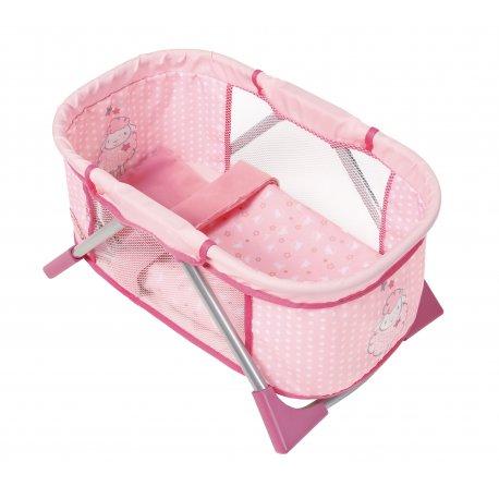 Łóżeczko podróżne dla lalki Baby Annabell