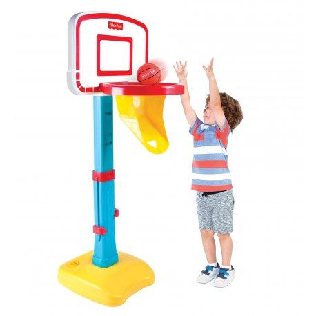 Koszykówka Fisher Price Jump'n Dunk Basketball