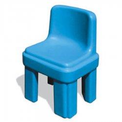 Żółte krzesełko Chicco do dziecięcego pokoju