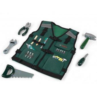 Klein Kamizelka z narzędziami dla dzieci na licencji Bosch