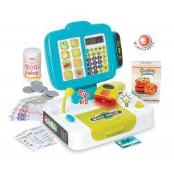 Elektroniczna kasa dla dzieci Smoby z panelem dotykowym