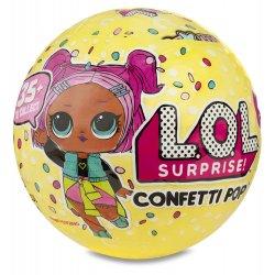 L.O.L Surprise Confetti niespodzianka w kuli POP seria 3