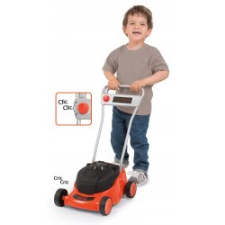 Smoby Kosiarka do trawy Black+Decker