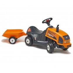 Falk Traktorek Jeździk Renault Celtis 436RX z przyczepką