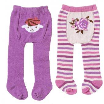 Baby Annabell Rajstopki dla lalki 46 cm 2 pary