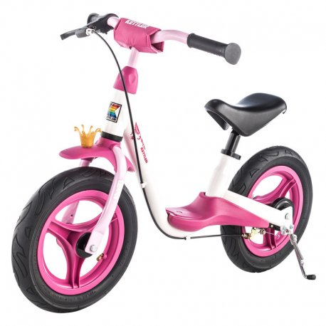 KETTLER rowerek biegowy Princess RUNBIKE ciche koła