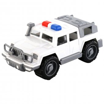 Wader Jeep Radiowóz Policyjny