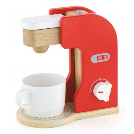 Ekspres Do kawy drewniany kapsułka Viga Toys