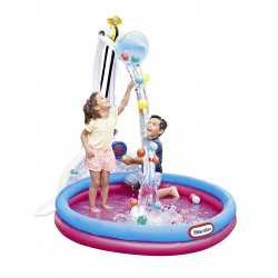 Little Tikes wodny plac zabaw Fun Zone Drop Zone