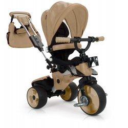 INJUSA Trójkołowy Rowerek Trike City Max 360°