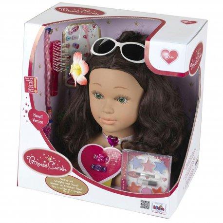 Klein Duża Głowa do stylizacji Hawaje Princess Coralie