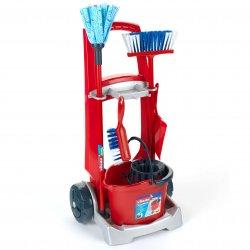 Klein Wózek z akcesoriami do sprzątania Vileda Junior