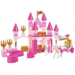 Klocki Pałac Księżniczki w pudełku Ecoiffier Abrick