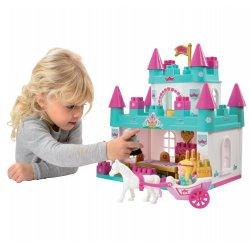 Klocki Abrick Pałac Księżniczki Ecoiffier
