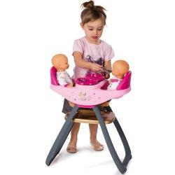 SMOBY Krzesełko do Karmienia dla bliźniąt