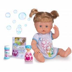Nenuco Interaktywan Lalka Fabryka Baniek Bubble Maker