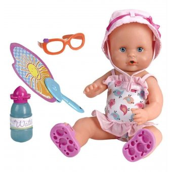 Nenuco Lalka interaktywna Sunny Słoneczny dzień 30 cm