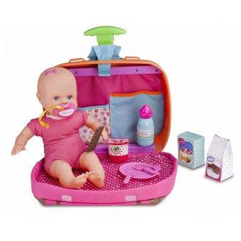 Nenuco Pachnąca Lalka z walizką Zawsze ze mną 35 cm