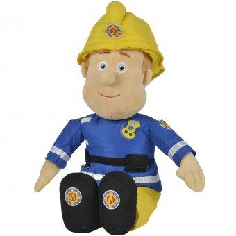 SIMBA Strażak SAM Maskotka figurka Pluszak 45 cm