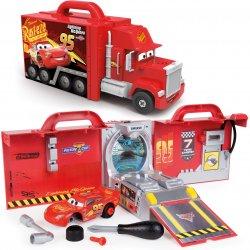 Smoby warsztat Mack Truck w walizce Zygzak Mc Queen Cars 3 Symulator elektroniczny Reklama TV