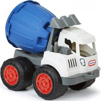 Little Tikes Samochód betoniarka pojazd budowlany