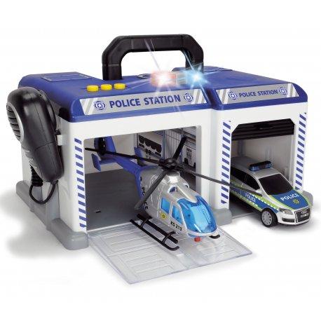 Baza ratunkowa Dickie SOS Policja