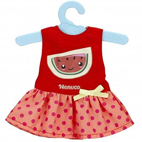 Nenuco Pachnące Ubranko dla lalki 35 cm Sukienka Gruszka
