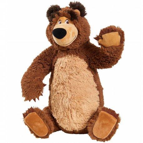 Pluszowy Niedźwiedź Misza 43 Cm Simba Masza I Niedźwiedź Brykaczepl Sklep Z Zabawkami