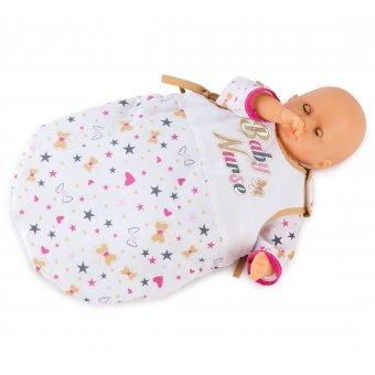 Smoby Śpiworek dla lalki Baby Nurse 45 cm