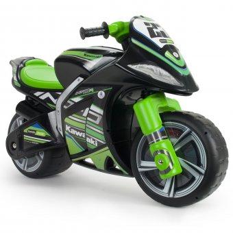 Kawasaki Jeździk Pchacz Motorek Biegowy Injusa