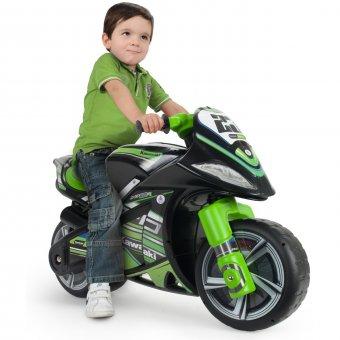 Kawasaki Jeździk Pchacz Motor Injusa