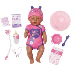 Baby Born Lalka funkcyjna etniczna 9 funkcji