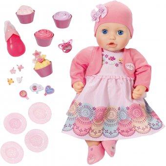 Baby Annabell Lalka interaktywna Mój Wyjątkowy Dzień